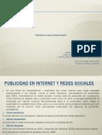 Presentación2 Publicidad en Internet y Redes Sociales