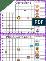 Ejercicios de Plano Carteciano