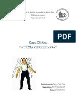 CC -Ataxia Cerebelosa