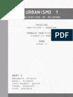 Diagnostico Urbano - Comuna 15