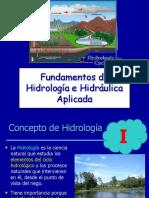 1 Fundam Hidrolog