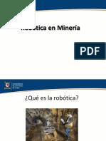 Robotica en Minería Ppt Listo