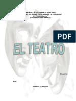 Teatro Trabajo Completo