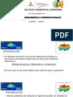 1.6 Soware en Metodos Numericos - 01