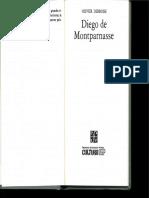 Diego de Montparnasse - Olivier Debroise