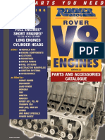 Rimmer Rover V8 Engine Catalogue