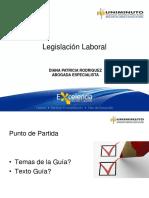 LEGISLACION LABORAL