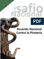 Acuerdo Nacional VS. Piratería