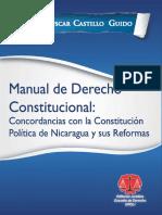 MANUAL DE DERECHO CONSTITUCIONAL - OSCAR CASTILLO - NICARAGUA.pdf