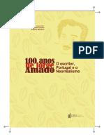 100 anos de Jorge Amado. O escritor, Portugal e o Neorrealismo.pdf