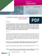 DIEEEO77-2016 Inteligencia ComportamientoNOverbal JMPetisco
