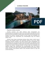 328237113-Arsitektur-Futuristik-Untuk-KONSEP.docx