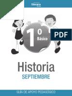 HISTORIA_1B SEPTIEMBRE GUIA.pdf