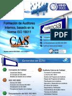Curso Auditorinterno Iso9001 2011 Cas3
