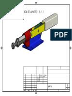 Diseño de Brida de Apriete - Plano -UPChiapas.pdf