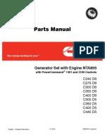 Manual de Peças C350