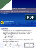 3 Identifikasi Pola Perkembangan Permukiman Nelayan