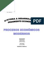 Procesos Economicos Modernos