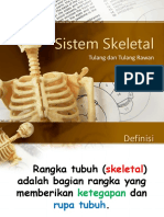 Sistem Skeletalf