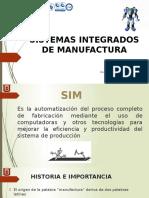 Exposicion Sistemas Integrados de Manufactura