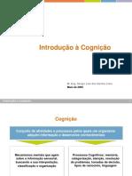 Introdução a Cognição.pps