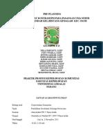 SAP KB Pada Usia Subur (SELASA 3 November 2015)