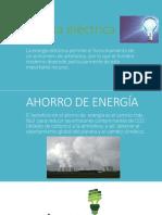 Ahorro de Energía