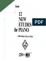 12 New Etudes.pdf