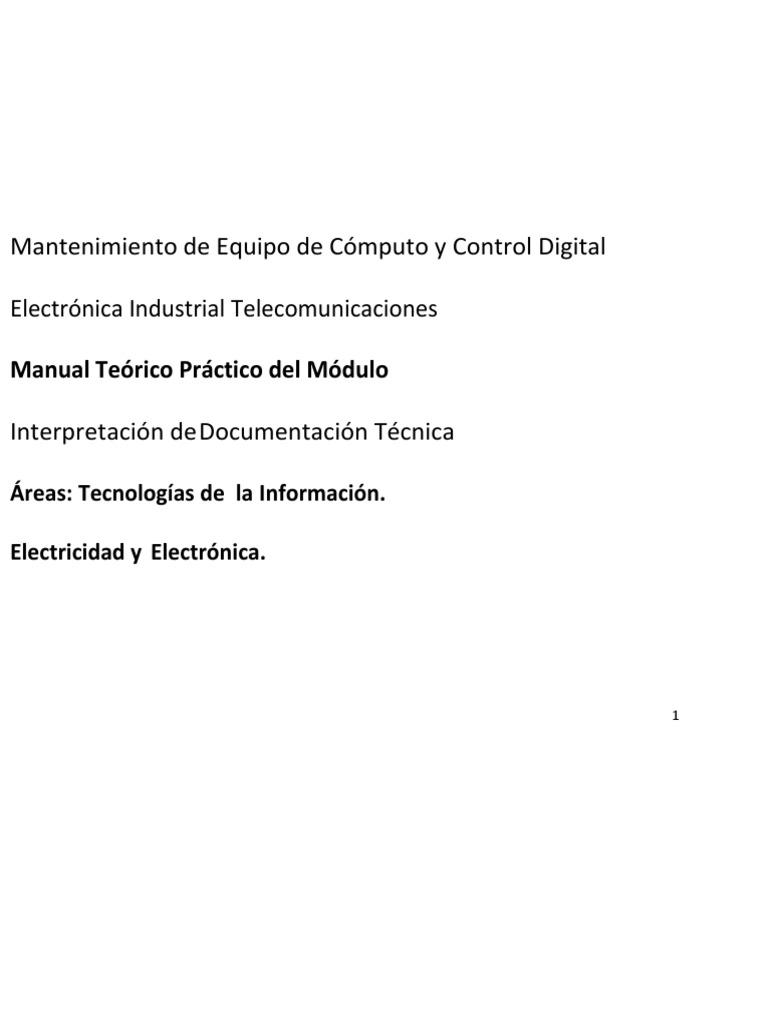 Int. de Documentacion Tecnica
