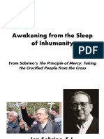 Awakening From the Sleep of Inhumanity (Jon Sobrino)