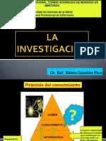 4. La Investigacion