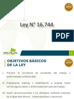 LEY 16.744 pdf