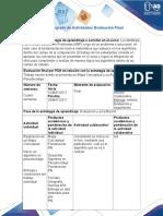 Guía y Rubrica Evaluación Final (1)