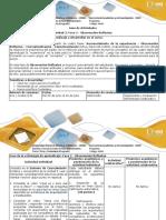 Guía de Actividades y Rubrica de Evaluación -Fase 2 Observación Reflexiva