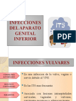ITS + Inf Vaginales