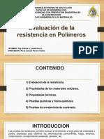 Resistencia en Polimeros