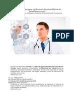 Preguntas y Respuestas Del Examen Del Primer Módulo de Salud Ocupacional1