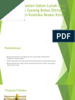Pembuatan Sabun Lunak dari Minyak Goreng Bekas Ditinjau.pptx