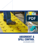 Brady Spc Absorbent and Spill Control Catalog