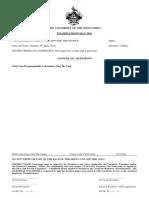 CVNG 2009 Soil Mechanics II Examination 2016