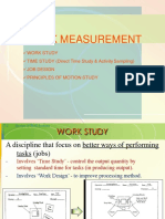 03 Work Measurement