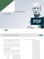 Windows Exploitation in 2014