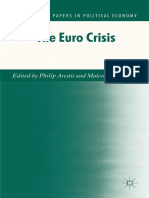 (International Papers in Political Economy Series) Philip Arestis, Malcolm Sawyer (Eds.)-The Euro Crisis-Palgrave Macmillan UK (2012)