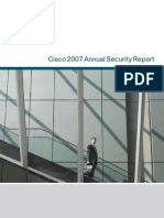 Cisco 2007 Annual Security Report