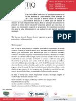 Echipemente Vacu Activ & Beneficii Fitness Medicale