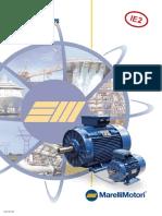 Marelli High Efficiency Motors Catalogue(1)