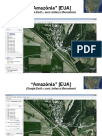Google Earth - Amazônia