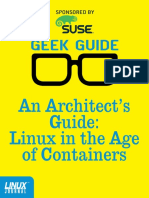 GeekGuide SUSE AnArchitectsGuide LinuxContainers