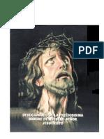 Rosario a La Preciosisima Sangre de Cristo