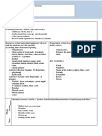 lesson plan template  math and scnce  1